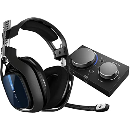 ASTRO Gaming アストロ ゲーミングヘッドセット PS5 PS4 PC Switch A40TR + MixAmp Pro