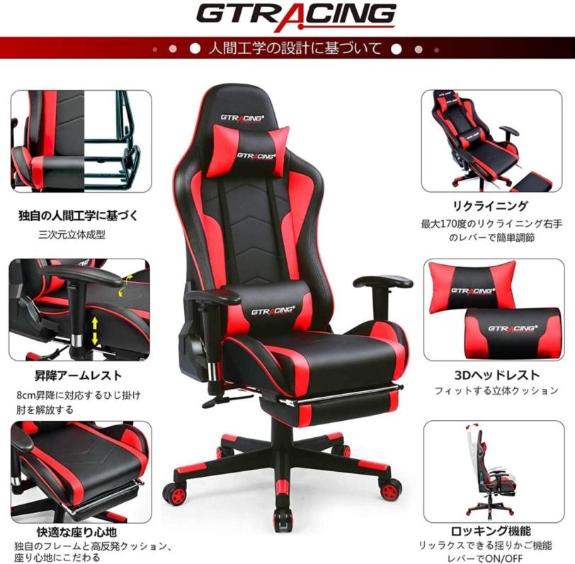 GT890YJ-REDの機能
