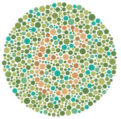 色覚 障害 見え 方