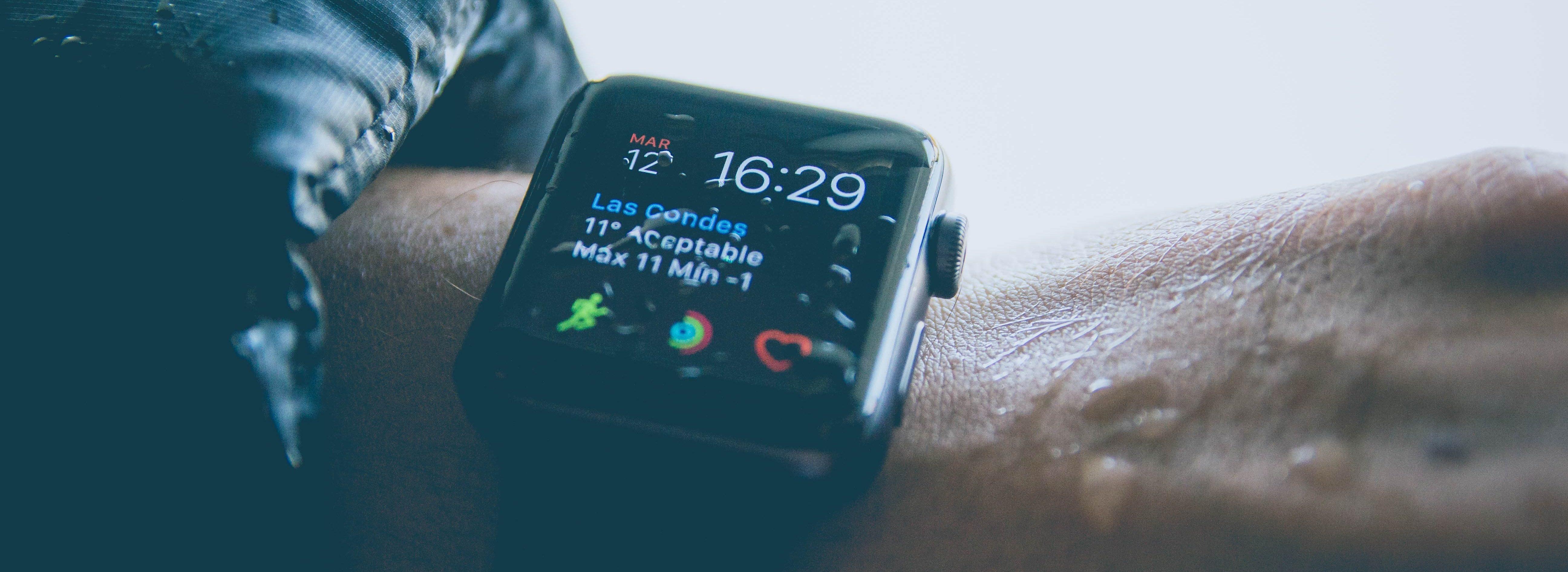 Applewatchでできていることの見出し画像
