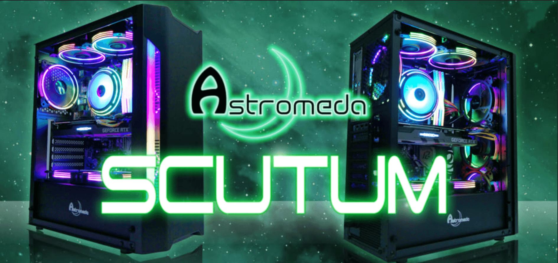 Astromeda Scutum