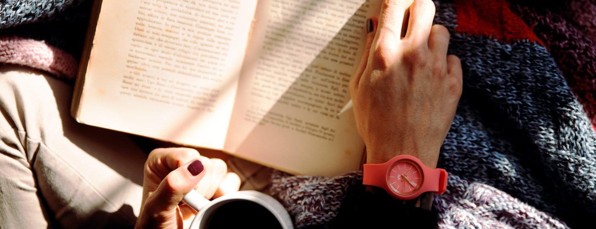 読む本が決まったら正しい読み方を知ろう!の見出し画像