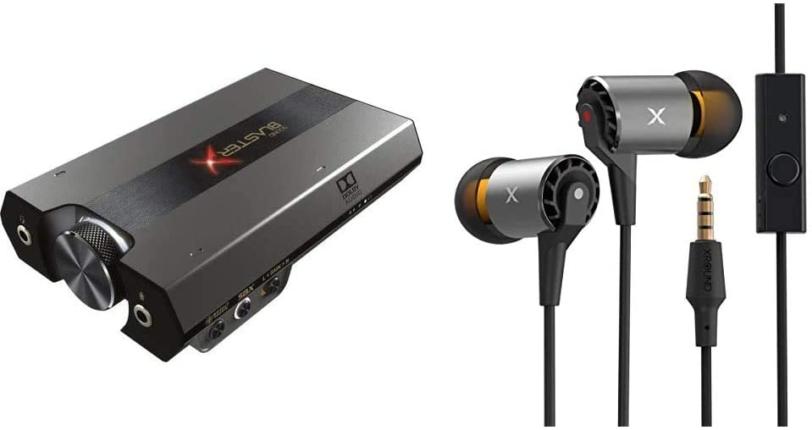【セット買い】Creative Sound BlasterX G6