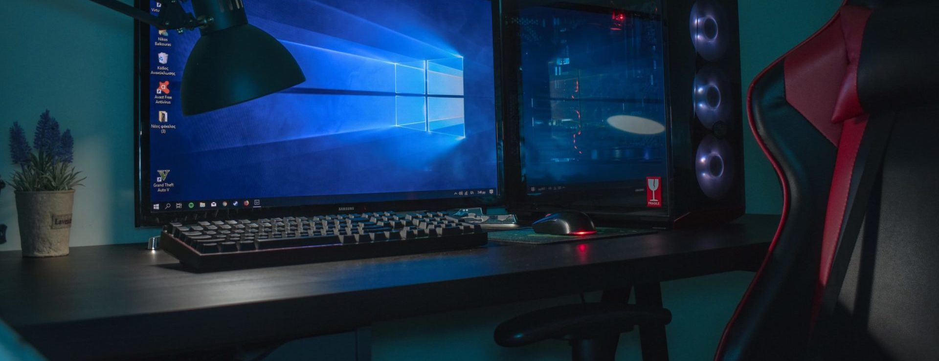 ゲーミングチェアを買うならDXRACERのメッシュタイプがオススメ!の見出し画像