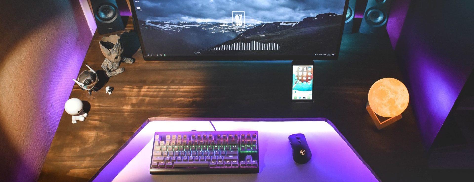 FPSのエイムを上達させる道 STEP③パソコンの設定とモニターの見出し画像